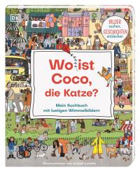 Coverbild Wo ist Coco, die Katze? von Isobel Lundie, 9783831042609