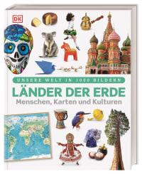 Coverbild Unsere Welt in 1000 Bildern. Länder der Erde von Andrea Mills, 9783831042616