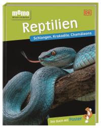Coverbild memo Wissen entdecken. Reptilien von Colin McCarthy, 9783831042630