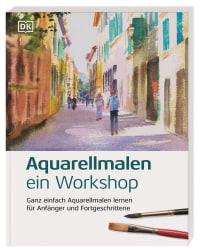 Coverbild Aquarellmalen – ein Workshop von Glynis Barnes-Mellish, 9783831042661