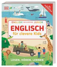 Coverbild Englisch für clevere Kids von Ben Ffrancon Davies, Thomas Booth, 9783831042685