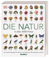 Coverbild Die Natur in über 5000 Fotos von David Burnie, 9783831042777