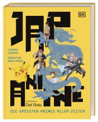Coverbild Japanime von Sébastien Abdelhamid, Clément Cusseau, 9783831042791