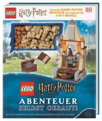 Coverbild LEGO® Harry Potter™ Abenteuer selbst gebaut! von Elizabeth Dowsett, 9783831042999