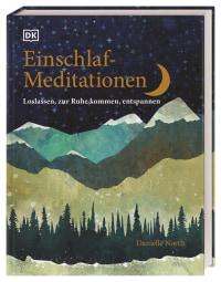 Coverbild Einschlaf-Meditationen von Danielle North, 9783831043064
