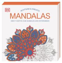 Coverbild Achtsam & Kreativ. Mandalas, 9783831043101