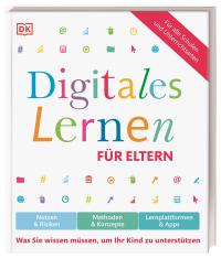 Coverbild Digitales Lernen für Eltern von Joachim Knaf, 9783831043194