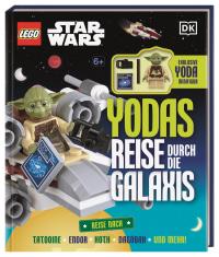 Coverbild LEGO® Star Wars™ Yodas Reise durch die Galaxis von Simon Hugo, 9783831043200