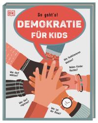 Coverbild Demokratie für Kids von Christine Paxmann, 9783831043262