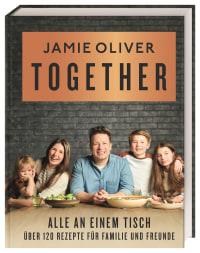 Coverbild Together – Alle an einem Tisch von Jamie Oliver, 9783831043316