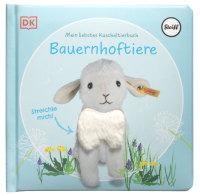 Coverbild Mein liebstes Kuscheltierbuch. Bauernhoftiere von Sandra Grimm, 9783831043132
