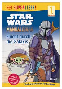 Coverbild SUPERLESER! Star Wars The Mandalorian Flucht durch die Galaxis von Brooke Vitale, 9783831043002
