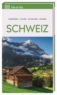 Coverbild Vis-à-Vis Reiseführer Schweiz, 9783734206320