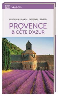 Coverbild Vis-à-Vis Reiseführer Provence & Côte d'Azur, 9783734206337