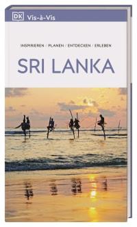 Coverbild Vis-à-Vis Reiseführer Sri Lanka, 9783734206382