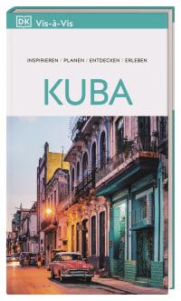 Coverbild Vis-à-Vis Reiseführer Kuba, 9783734206399