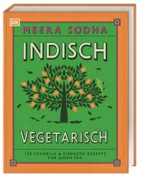 Coverbild Indisch vegetarisch von Meera Sodha, 9783831032372