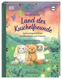 Coverbild Komm mit ins Land der Kuschelfreunde von Miriam Fritz, 9783831043170