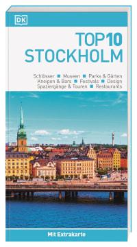 Coverbild Top 10 Reiseführer Stockholm, 9783734206344
