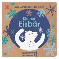 Coverbild Wo versteckst du dich? Kleiner Eisbär von Franziska Jaekel, 9783831042838