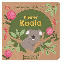 Coverbild Wo versteckst du dich? Kleiner Koala von Franziska Jaekel, 9783831042845
