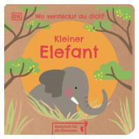 Coverbild Wo versteckst du dich? Kleiner Elefant von Franziska Jaekel, 9783831042852