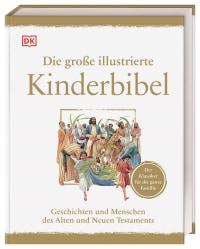Coverbild Die große illustrierte Kinderbibel von Claude-Bernard Costecalde, 9783831035571