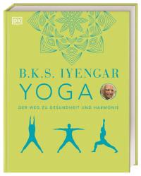 Coverbild Yoga von B.K.S. Iyengar, 9783831043866