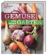 Coverbild Gemüse für jeden Garten von Alan Buckingham, 9783831043965