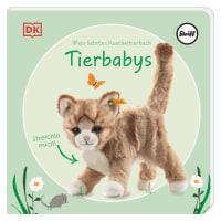Coverbild Mein liebstes Kuscheltierbuch. Tierbabys von Sandra Grimm, 9783831044016