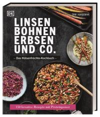Coverbild Linsen, Bohnen, Erbsen und Co.: Das Hülsenfrüchte-Kochbuch von Tami Hardeman, 9783831044047