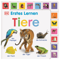 Coverbild Erstes Lernen. Tiere, 9783831044160