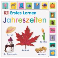 Coverbild Erstes Lernen. Jahreszeiten, 9783831044177