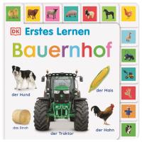 Coverbild Erstes Lernen. Bauernhof, 9783831044139