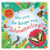 Coverbild Wie wird die Raupe zum Schmetterling?, 9783831036998