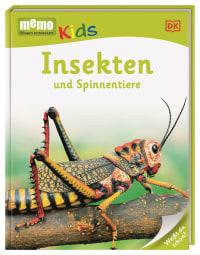Coverbild memo Kids. Insekten und Spinnentiere, 9783831025886