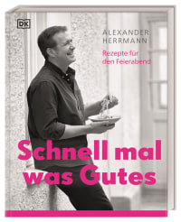 Coverbild Schnell mal was Gutes von Alexander Herrmann, 9783831034505