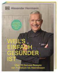 Coverbild Weil's einfach gesünder ist von Alexander Herrmann, 9783831044122