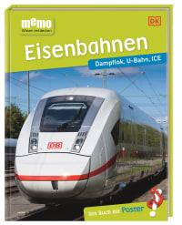 Coverbild memo Wissen entdecken. Eisenbahnen, 9783831035441