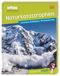 Coverbild memo Wissen entdecken. Naturkatastrophen, 9783831036813