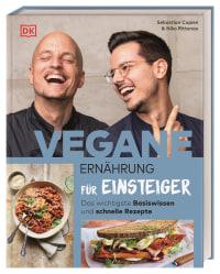 Coverbild Vegane Ernährung für Einsteiger von Niko Rittenau, Sebastian Copien, 9783831043255