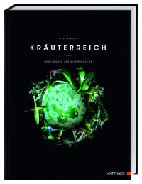 Coverbild Kräuterreich von Vitus Winkler, 9783985410446