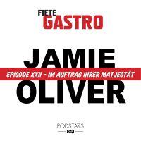 """Bild zu Jamie Oliver zu Gast in Tim Mälzers """"Fiete Gastro"""" Podcast"""