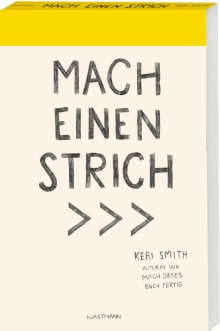 Coverbild Mach einen Strich von Keri Smith, ISBN 978-3-95614-240-6