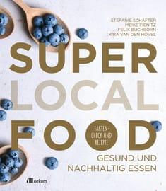 """Cover zu """"Super Local Food"""""""