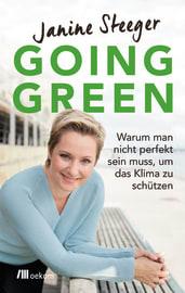 """Cover zu """"Going Green"""""""