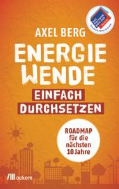 """Cover zu """"Energiewende einfach durchsetzen"""""""