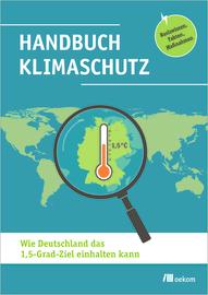 """Cover zu """"Handbuch Klimaschutz"""""""