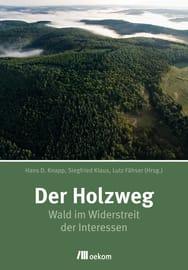 "Cover zu ""Der Holzweg"""
