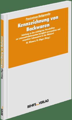 Kennzeichnung von Backwaren